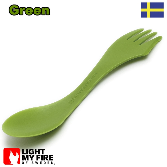 Вилки 41263000 Light My Fire Spork L Red
