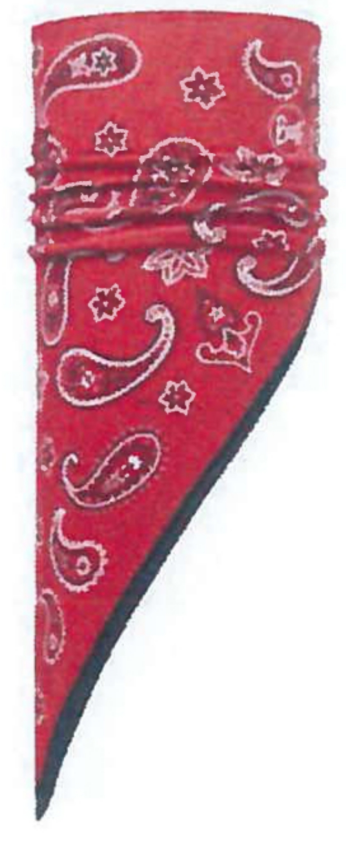 Шарф Buff Polar Bandana