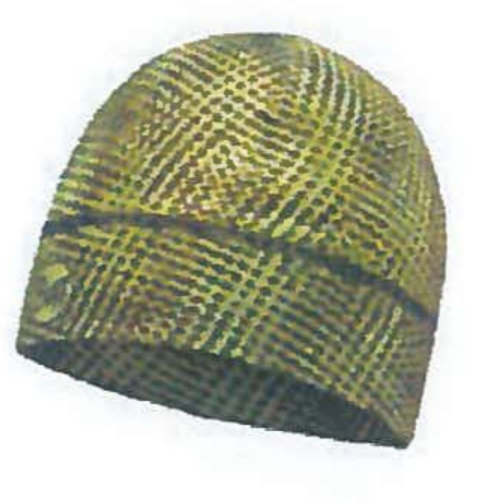Шапка Buff Microfiber 1 Layer Hat