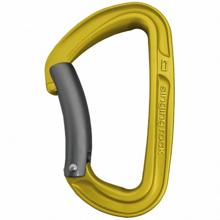 Карабин Singing Rock D carabiner COLT Bent