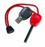 Огниво Light My Fire - Fire Steel Scout Basic Red, pin-pack