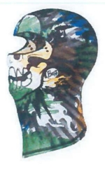 Шарф Buff Polar Balaclava Junior